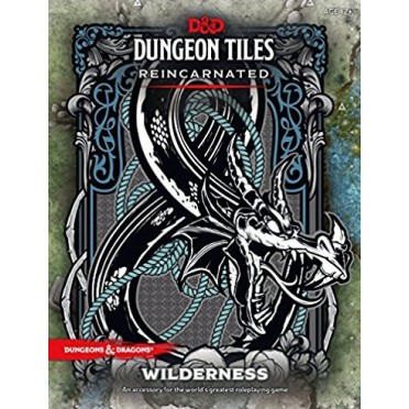 D&D - Dungeon Tiles Reincarnated Wilderness