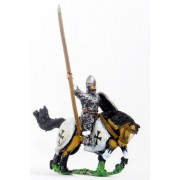 Frankish Mounted Knights, Round Shields, Barded horses, variants