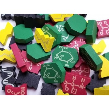 Cytosis - Custom Macromolecule Pieces