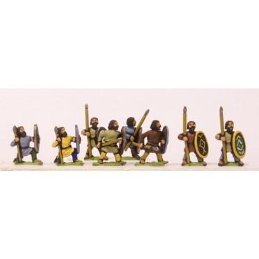 Assorted Spearmen