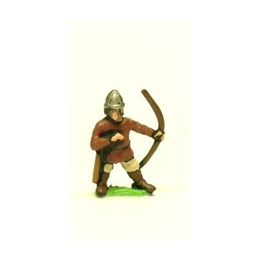 Dark Age: Archers in helmets