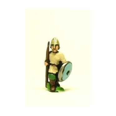 Dark Age: Javelinmen in helmets
