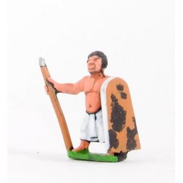 Old & Middle Kingdom Egyptian: Bodyguard spearman
