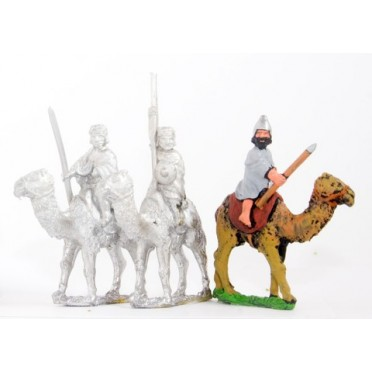 Midianite Arab: Command pack: Camel with General (3 per peck)