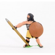 Canaanite spearman with shield