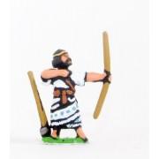 Kharu archer with javelins