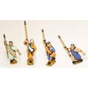 Hittite: Spearmen, assorted poses
