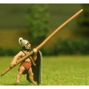 Mycenaean & Minoan Greek: Spearman (Long Thrusting Spear)