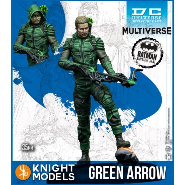 DC Universe - Green Arrow (TV Show) (MV)
