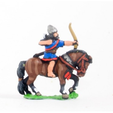 Middle Assyrian: Medium cavalry bowman.