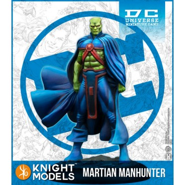 DC Universe - Martian Manhunter