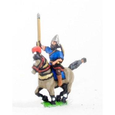 New Assyrian Empire: Medium cavalry with lance & bow