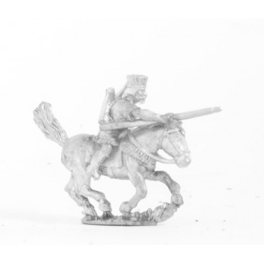 New Assyrian Empire: Mannean heavy cavalry, lance, bow
