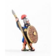 New Assyrian Empire: Medium spearmen, round shield
