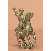 Han Chinese: Mounted Generals / Cavalry Officers