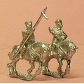 Han Chinese: Mounted General and two bodyguards 0
