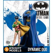Batman - Dynamic Duo, Batman and Robin