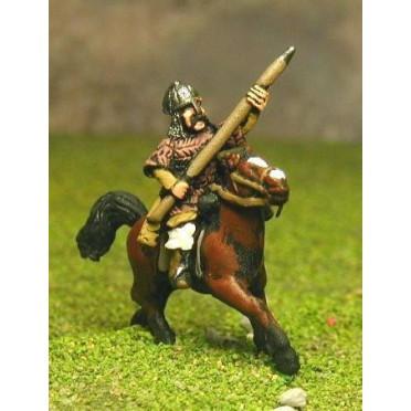 Alan: Heavy Cavalry on Half Armoured Horse