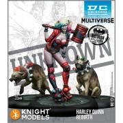 DC Universe - Harley Quinn Rebirth (MV)