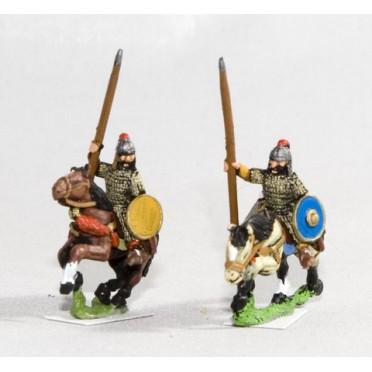Cavaliers lourds Khazars (cheval armuré)