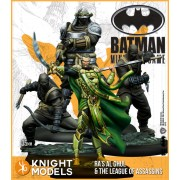 Batman - Ras Al Ghul & the League of Assassins