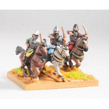 Assorted Armoured Horse Archers