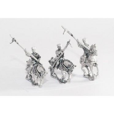 Han Chinese: Heavy Cavalry with daggeraxe