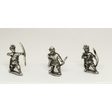 Assorted Foot Archers (Magyar etc)
