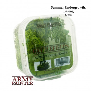 Army Painter - Summer Undergrowth Basing