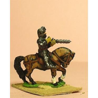Late Medieval: Heavy Mounted Handgunner