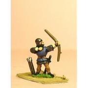 Late Medieval: Retinue Archer firing