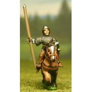 Late Medieval: Medium / Heavy Cavalry, shieldless (Border Horse)