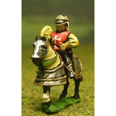 Early Renaissance: Command: Mounted General / Noble, Standard Bearer & Herald 1400-1500AD