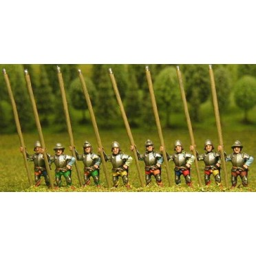 Early Renaissance: Heavy Pikemen