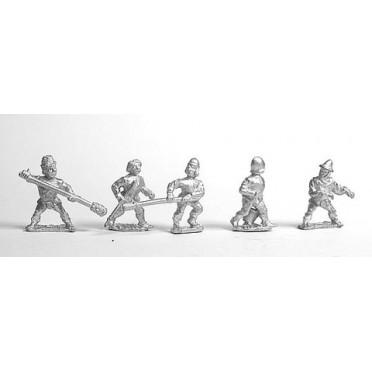 Early Renaissance: Artillerymen