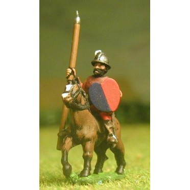 Early Renaissance: Genitor Medium / Heavy Cavalry with Spear & Shield
