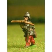 Early Renaissance: Crossbowmen in Mail & Peaked Helm, firing