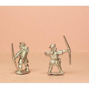 Renaissance 1520-1580AD: English Archer, 1500-1540AD