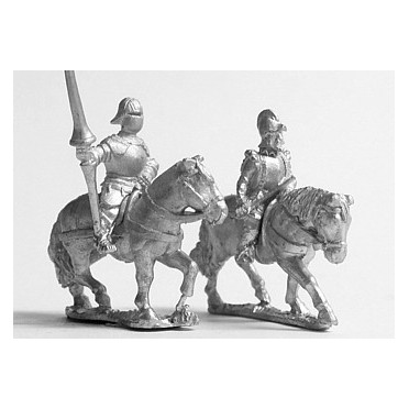 English 1559-1605AD: Command: Mounted General & Bodyguard