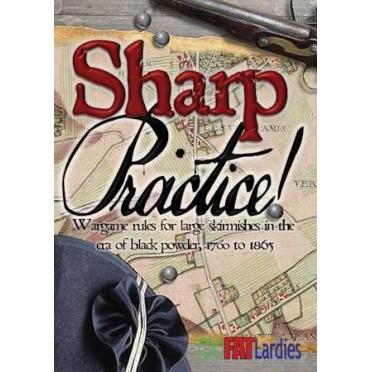 Sharpe's Practice II (cartes incluses)
