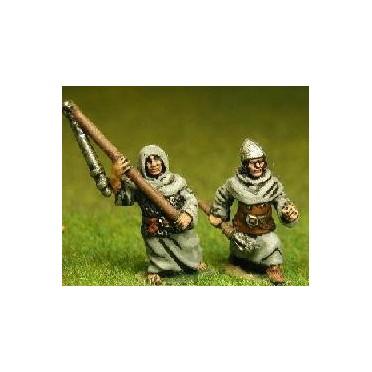 Warrior Monks Advancing