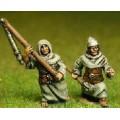 Warrior Monks Advancing 0