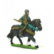 Mounted Crossbowmen in Mail Coat and Coif