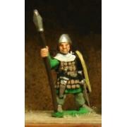 Light / Medium Spearmen, various dress, large shields