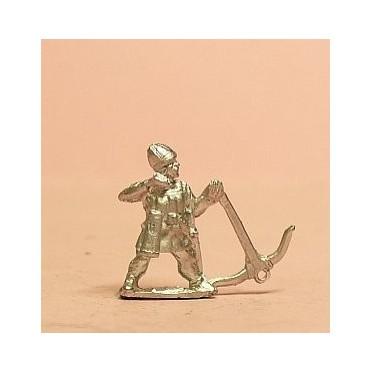 Light / Medium Crossbowmen in pointed helmets