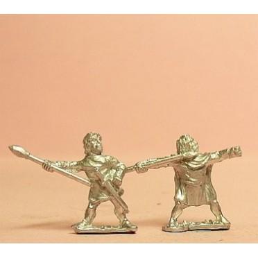Javelinmen, shieldless