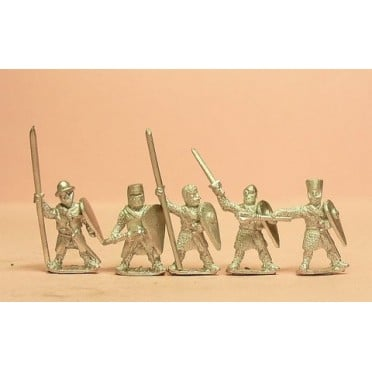 Dismounted Knights 1200-1275