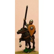 Spanish: Eastern Knight in Mail with Round Helm & Kite Shield