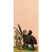 Spanish: Eastern Javelin / Spearmen with Round Shield