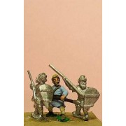 Spanish: Eastern Javelin / Spearmen with Kite Shield